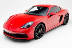 2019_Porsche_718 Cayman_GTS_ Seattle WA