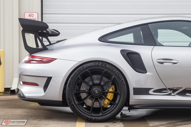 2019 Porsche 911 GT3 RS Tomball TX
