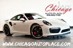 2019_Porsche_911_Turbo - 3.8L TWIN-TURBOCHARGED 6-CYL ENGINE RED LEATHER HEATED/C_ Bensenville IL