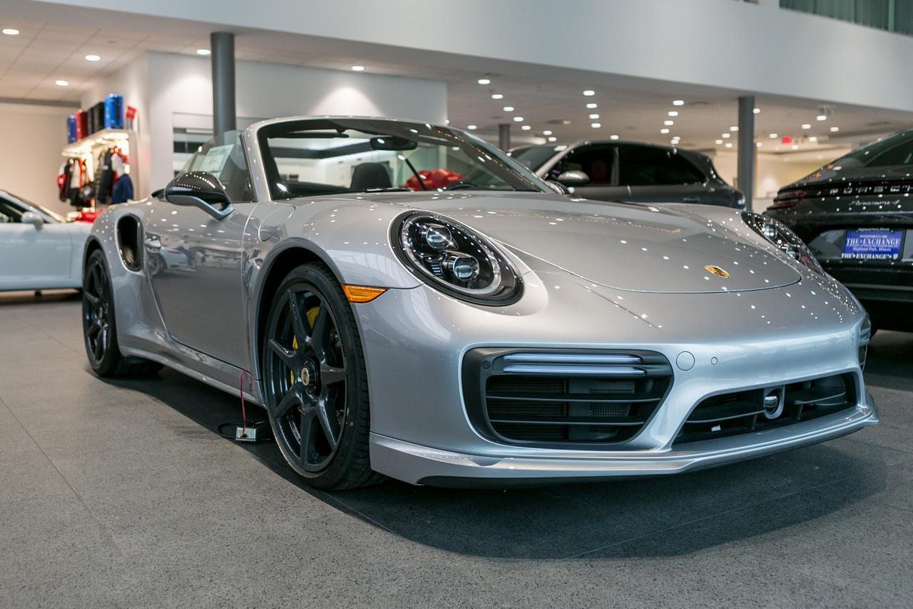 2019 porsche 911 turbo s highland park il 27754276. Black Bedroom Furniture Sets. Home Design Ideas