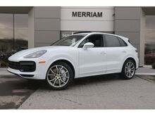 2019_Porsche_Cayenne_Turbo_ Kansas City KS