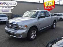 2019_Ram_1500 Classic_SLT   - SUPER LOW MILEAGE! -  SiriusXM_ Quesnel BC