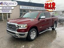 2019_Ram_1500_Laramie  - Leather Seats -  Cooled Seats_ Quesnel BC