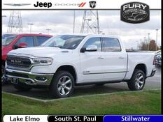 2019 Ram 1500 Limited 4x4 Crew Cab 5'7 Box