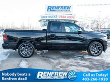 2019_Ram_1500_Sport, Sunroof, Nav, Power Running Boards, Remote Start, Heated/Cooled Seats, Bluetooth_ Calgary AB
