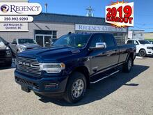 2019_Ram_3500_Laramie  - Laramie Badging -  Chrome Styling_ Quesnel BC