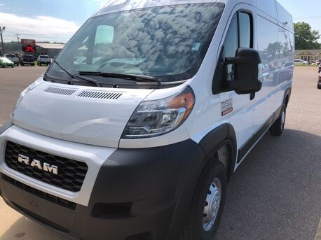 2019_Ram_ProMaster 2500_High Roof_ Paris TN