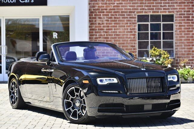 2019 Rolls-Royce Dawn Black Badge Black Badge Lawrence KS