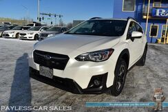 2019_Subaru_Crosstrek_Premium / AWD / Eye Sight Pkg / Heated Cloth Seats / Sunroof / Blind Spot & Lane Departure Warning / Adaptive Cruise Control / Apple CarPlay & Andriod Auto / Back Up Camera / 33 MPG / 1-Owner_ Anchorage AK