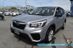 2019_Subaru_Forester_/ AWD / Eye-Sight Pkg / Automatic / Bluetooth / Back Up Camera / AppleCarplay & Android Auto / Adaptive Cruise Control / 33 MPG / 1-Owner_ Anchorage AK