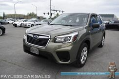 2019_Subaru_Forester_AWD / Bluetooth / Back Up Camera / Adaptive Cruise Control / Apple CarPlay & Android Auto / 33 MPG / 1-Owner_ Anchorage AK