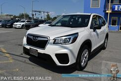 2019_Subaru_Forester_AWD / Eye Sight Pkg / Automatic / Bluetooth / Back Up Camera / Adaptive Cruise Control / Lane Departure Warning / Blind Spot Alert / 33 MPG / 1-Owner_ Anchorage AK