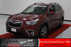 2019_Subaru_Forester_Limited_ Waite Park MN