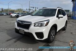 2019_Subaru_Forester_Premium / AWD / Eye Sight Pkg / Heated Seats / Sunroof / Lane Departure Warning / Adaptive Cruise Control / Forward Collision Alert / Bluetooth / Back Up Camera / 33 MPG / 1-Owner_ Anchorage AK