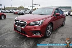 2019_Subaru_Legacy_3.6R Limited / AWD / Eye Sight Pkg / Heated Leather Seats / Navigation / Harman Kardon Speakers / Sunroof / Adaptive Cruise / Blind Spot & Lane Departure Alert / Apple CarPlay & Android Auto / 1-Owner_ Anchorage AK