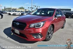 2019_Subaru_Legacy_Sport / AWD / Eye Sight Pkg / Heated Seats / Navigation / Sunroof / Lane Departure & Blind Spot Alert / Adaptive Cruise / Bluetooth / Back Up Camera / Aluminum Wheels / Block Heater / 34 MPG_ Anchorage AK