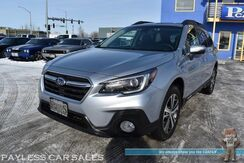 2019_Subaru_Outback_Limited / AWD / Eye Sight Pkg / Auto Start / Front & Rear Heated Leather Seats / Harman Kardon Speakers / Sunroof / Navigation / Blind Spot & Lane Depart Alert / Adaptive Cruise / Back Up Camera / 1-Owner_ Anchorage AK