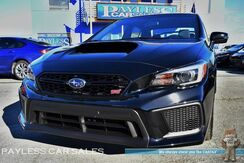 2019_Subaru_WRX STI Sedan_/ AWD / 6-Spd Manual / Heated Suede RECARO Seats / Bluetooth / Back-Up Camera / Apple Carplay & Android Auto / Only 1k Miles / 1-Owner_ Anchorage AK