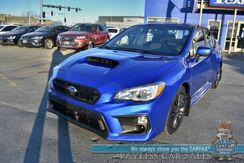 2019_Subaru_WRX Sedan_/ AWD / 6-Spd Manual / Bluetooth / Back Up Camera / Cruise Control / Aluminum Wheels / 27 MPG / 1-Owner_ Anchorage AK