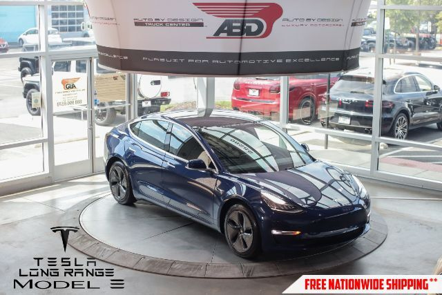 2019 Tesla Model 3 Long Range Chantilly VA