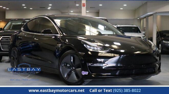 2019_Tesla_Model 3_Long Range_ San Ramon CA