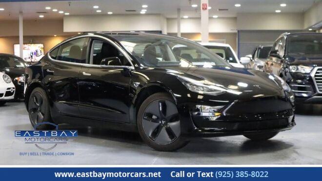 2019_Tesla_Model 3_Mid Range_ Dublin CA
