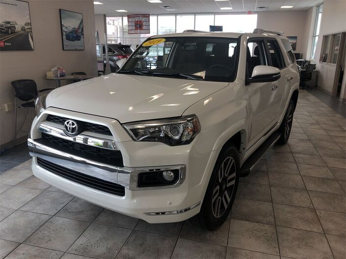 2019 Toyota 4Runner Limited Lima OH