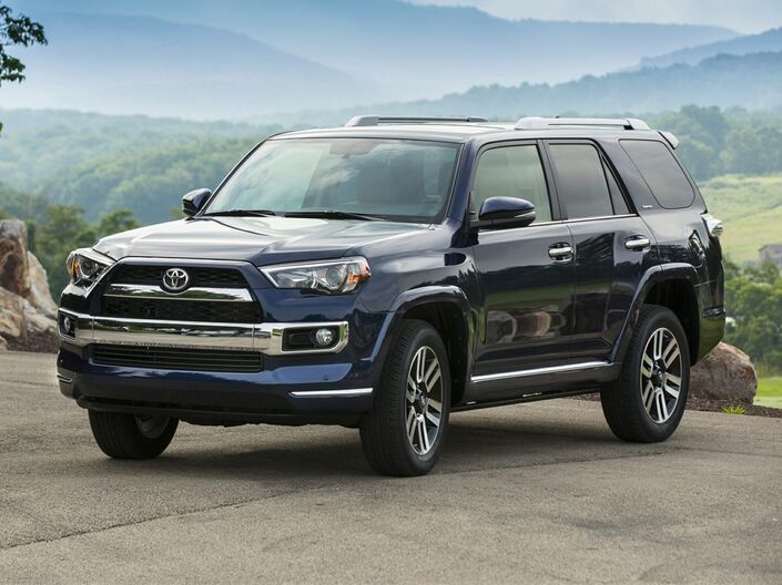 2019 Toyota 4Runner Limited Nightshade Lima OH