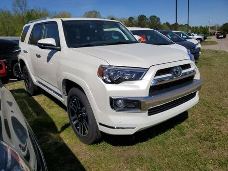 2019_Toyota_4Runner_Limited_ Paris TN