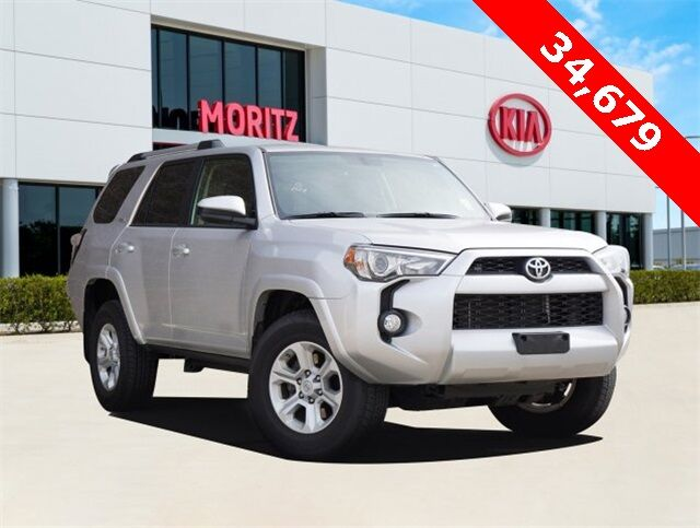 2019 Toyota 4Runner SR5 Fort Worth TX