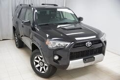 2019_Toyota_4Runner_TRD Off Road Premium 4WD Navigation Tow Hitch Leather Seats Heated Seats Backup Camera 1 Owner_ Avenel NJ