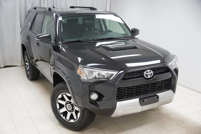 2019 Toyota 4Runner TRD Off Road Premium 4WD Navigation Tow Hitch Leather Seats Heated Seats Backup Camera 1 Owner Avenel NJ