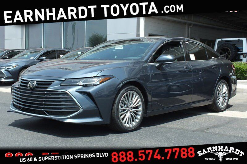 Vehicle Details 2019 Toyota Avalon At Earnhardt Mesa