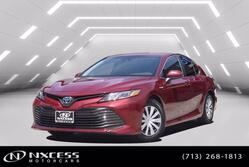 Toyota Camry Hybrid LE One Owner All Serviced Like New! 2019