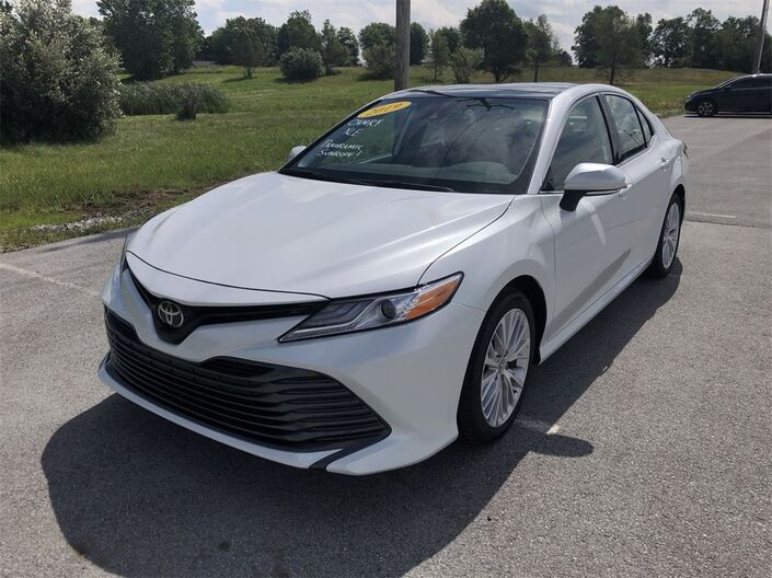 2019 Toyota Camry XLE Lima OH