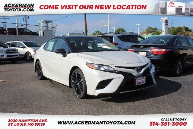 2019 Toyota Camry Xse St Louis Mo 26164928