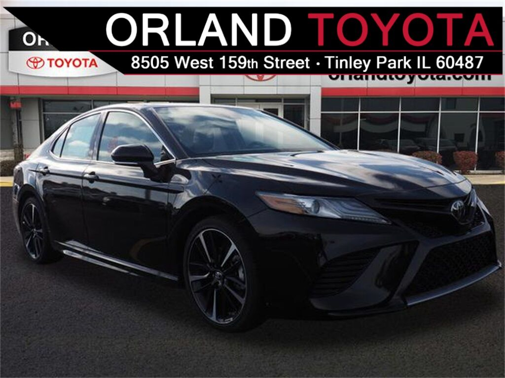 Vehicle Details 2019 Toyota Camry At Orland Toyota Tinley Park