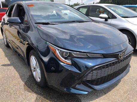 2019_Toyota_Corolla Hatchback_SE_ Paris TN