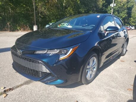 2019_Toyota_Corolla Hatchback_SE_ Paris TN