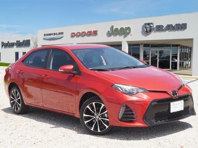 2019 Toyota Corolla L West Point MS