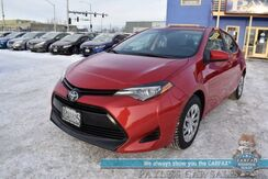 2019_Toyota_Corolla_LE / Automatic / Bluetooth / Back Up Camera / Lane Departure Alert / Cruise Control / 36 MPG_ Anchorage AK