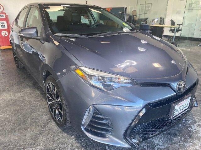 2019_Toyota_Corolla_SE_ San Jose CA