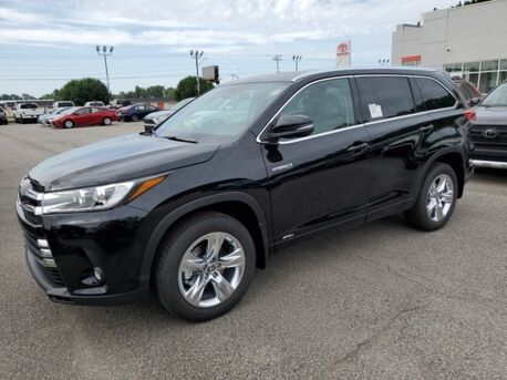 2019_Toyota_Highlander__ Paris TN