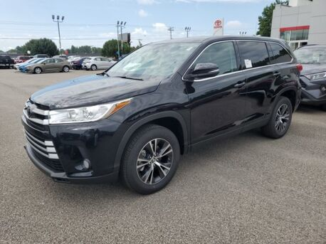 2019_Toyota_Highlander_LE Plus_ Paris TN