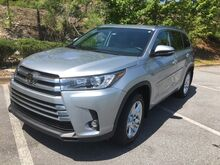 2019_Toyota_Highlander_Limited_ Little Rock AR