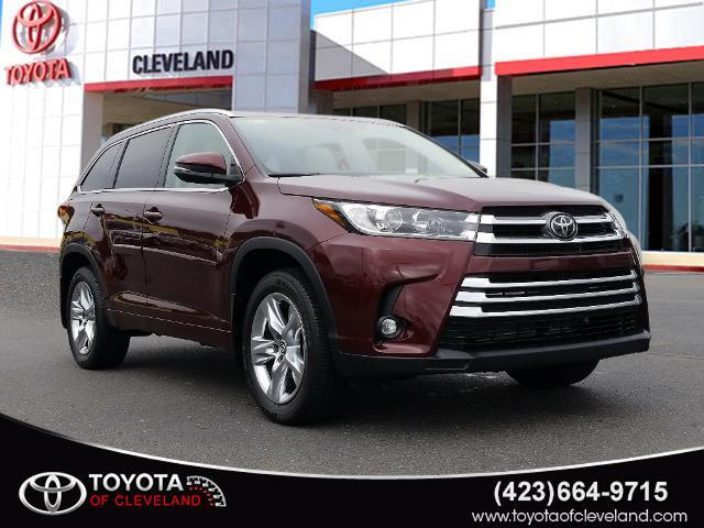 2019 Toyota Highlander Limited McDonald TN