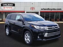 2019_Toyota_Highlander_Limited_ Orland Park IL