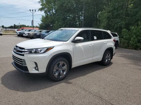 2019_Toyota_Highlander_Limited Platinum_ Paris TN