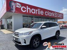 2019_Toyota_Highlander_XLE_ Harlingen TX