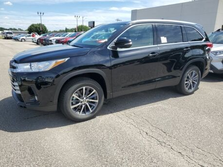 2019_Toyota_Highlander_XLE_ Paris TN